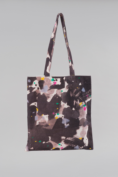 Exhibition Tote Bag - Moods High And Low by Wu Guanzhong