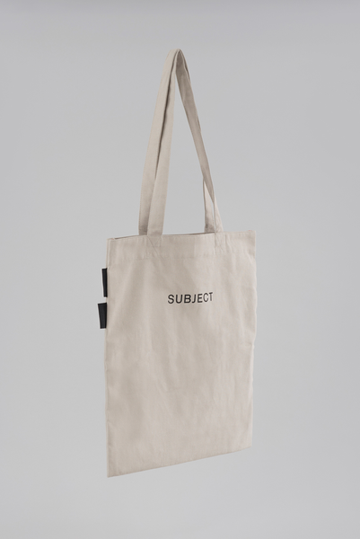 Subject Object Tote Bag