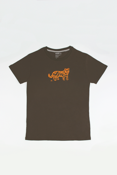 The Artist Project 1.0 - Aiko Fukawa Tiger T-shirt