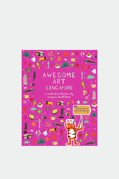 Awesome Art Singapore: 10 Works from the Lion City Everyone Should Know