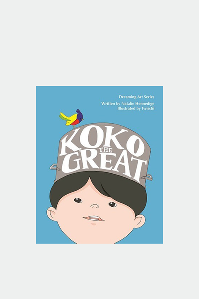 Dreaming Art Series: Koko the Great