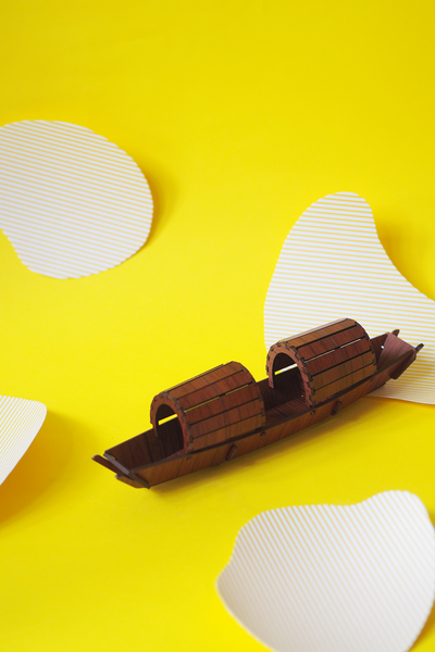 Children's Biennale: Make Your Own Sampan Boat