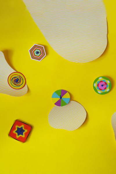 Children's Biennale: Make Your Own Spinning Top