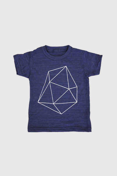 Belly Sesame - Kai Blue Kids T-shirt