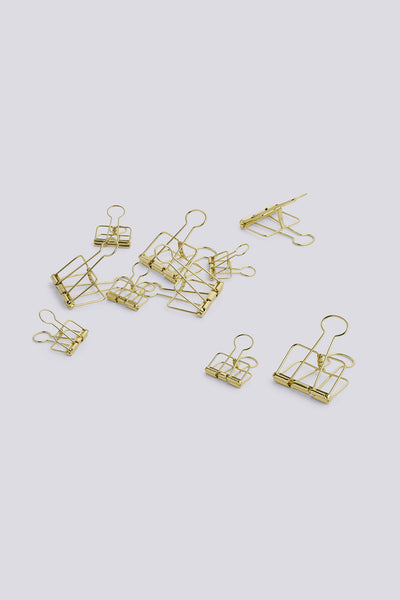 Hay - Outline Paperclips (Set of 10)