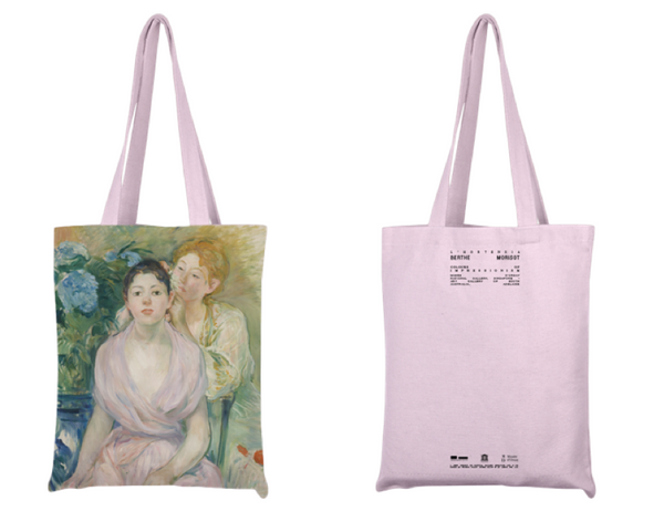 CENTURY OF LIGHT TOTE BAG - THE HYDRANGEA