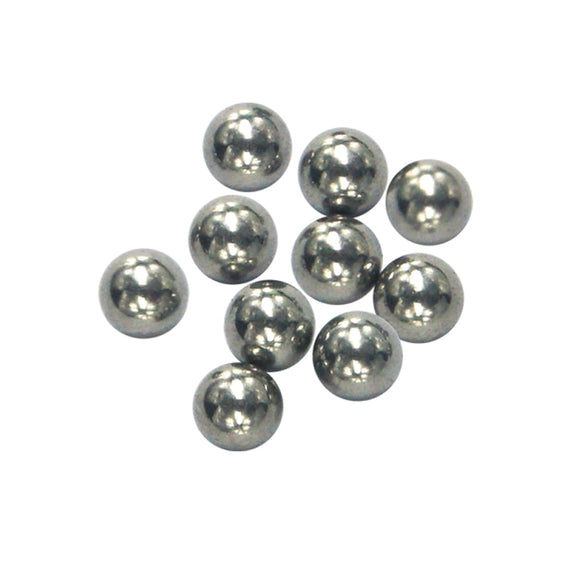 50 PCS Stainless Steel Balls For NSK Straight Handpiece