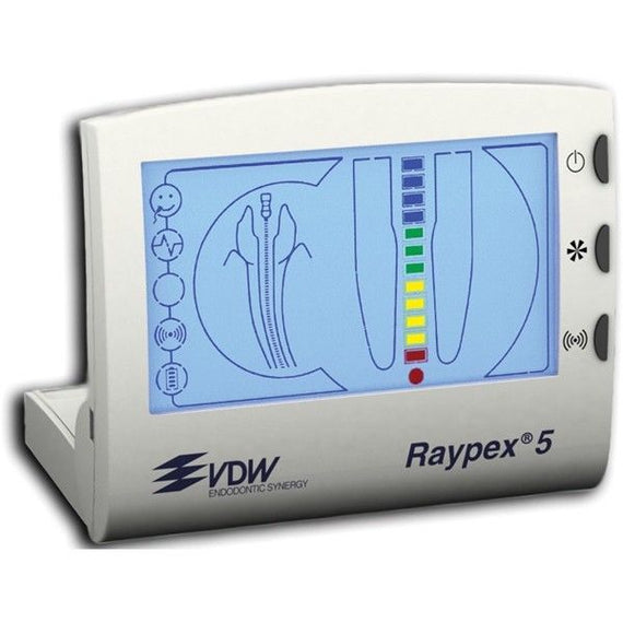 Dental endodontic VDW Raypex 5 Apex Locator root canal kit probes - eLynn Medical