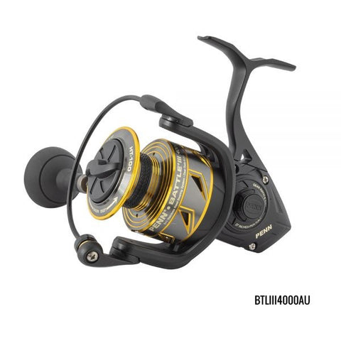 PENN BATTLE III 4000 SPIN REEL