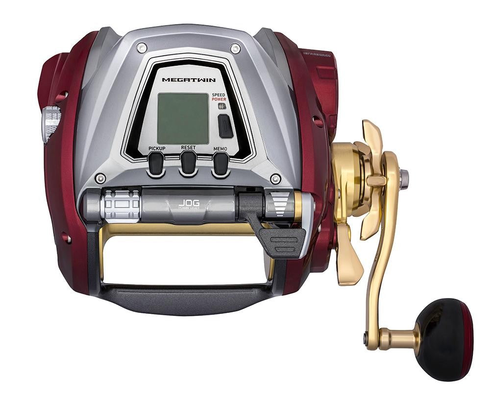 DAIWA SEABORG 1200MJ MEGATWIN ELECTRIC REEL