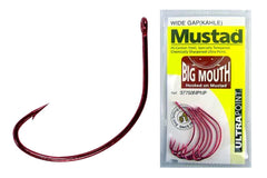 MUSTAD 37753NPNP SIZE 1 WIDEGAP BIG MOUTH PRE PACK