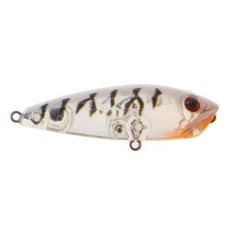 HARDZ ATOMIC POP50 FLOATING POPPER  -GHOST PEARL TIGER
