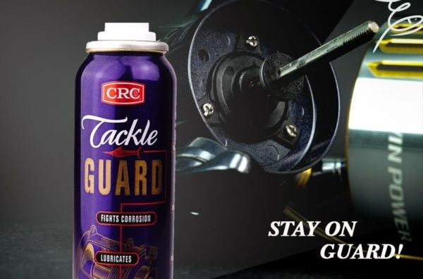 CRC TACKLE GUARD 100G 130ML