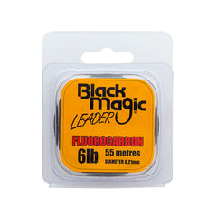 BLACK MAGIC FLUOROCARBON TIPPET - 12LB