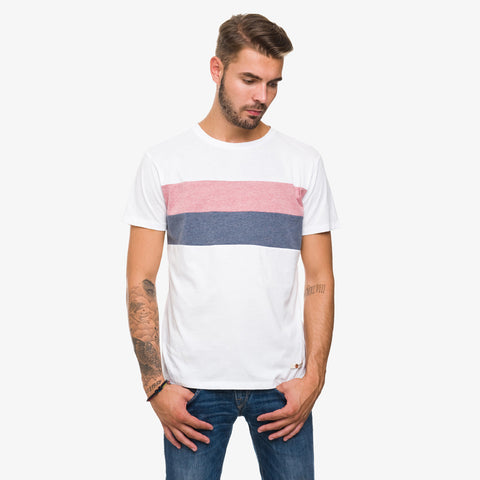 T-Shirt Cut-and-Sewn Stripes