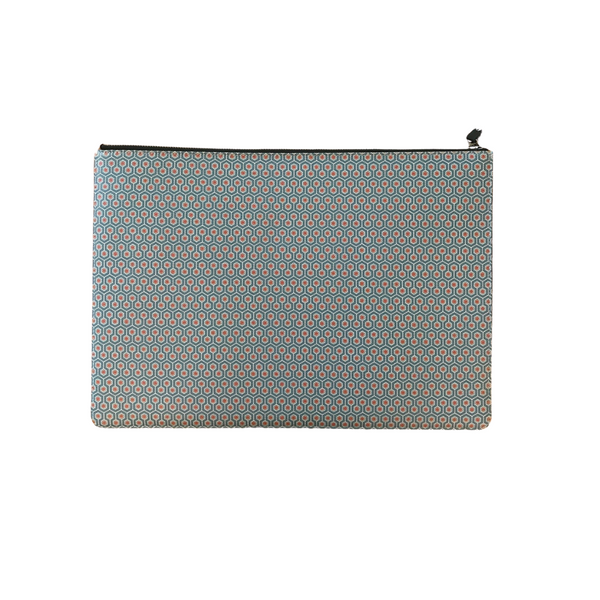 invite.L Der Reisende Document Clutch Honey Comb