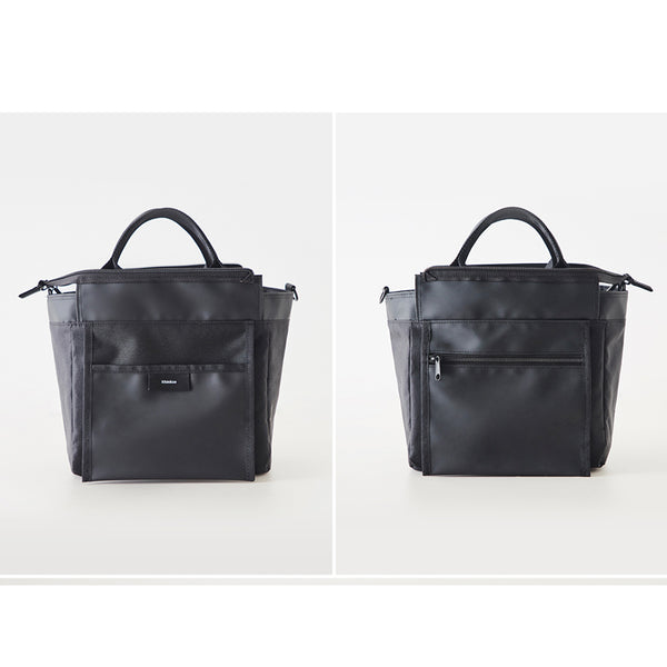 ITHINKSO Black Box Bag