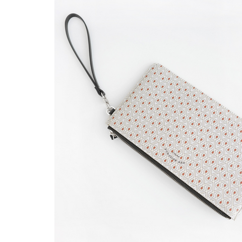 Invite.L Pattern der reisende Travel Wallet (L) Droplet