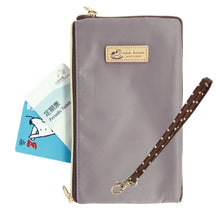 Load image into Gallery viewer, L-shape Wristlet Hp Pouch Premium Khaki