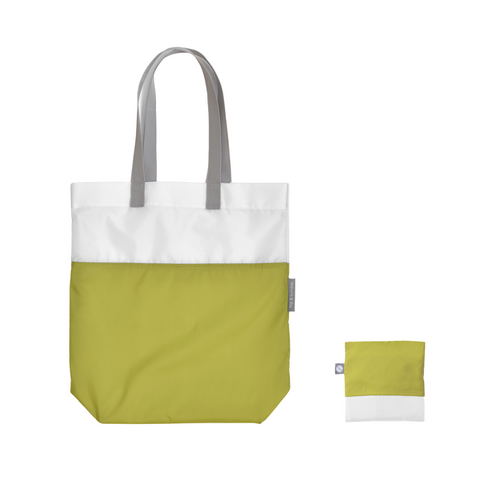 Flip and Tumble Tote Bag Green