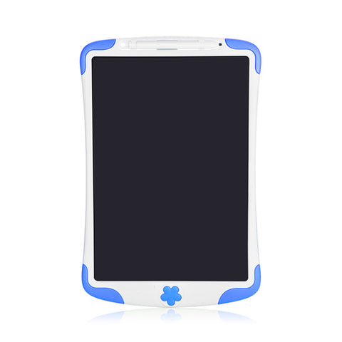 11th Shopper Children LCD Cute eWriting Board 8.5 inch Blue