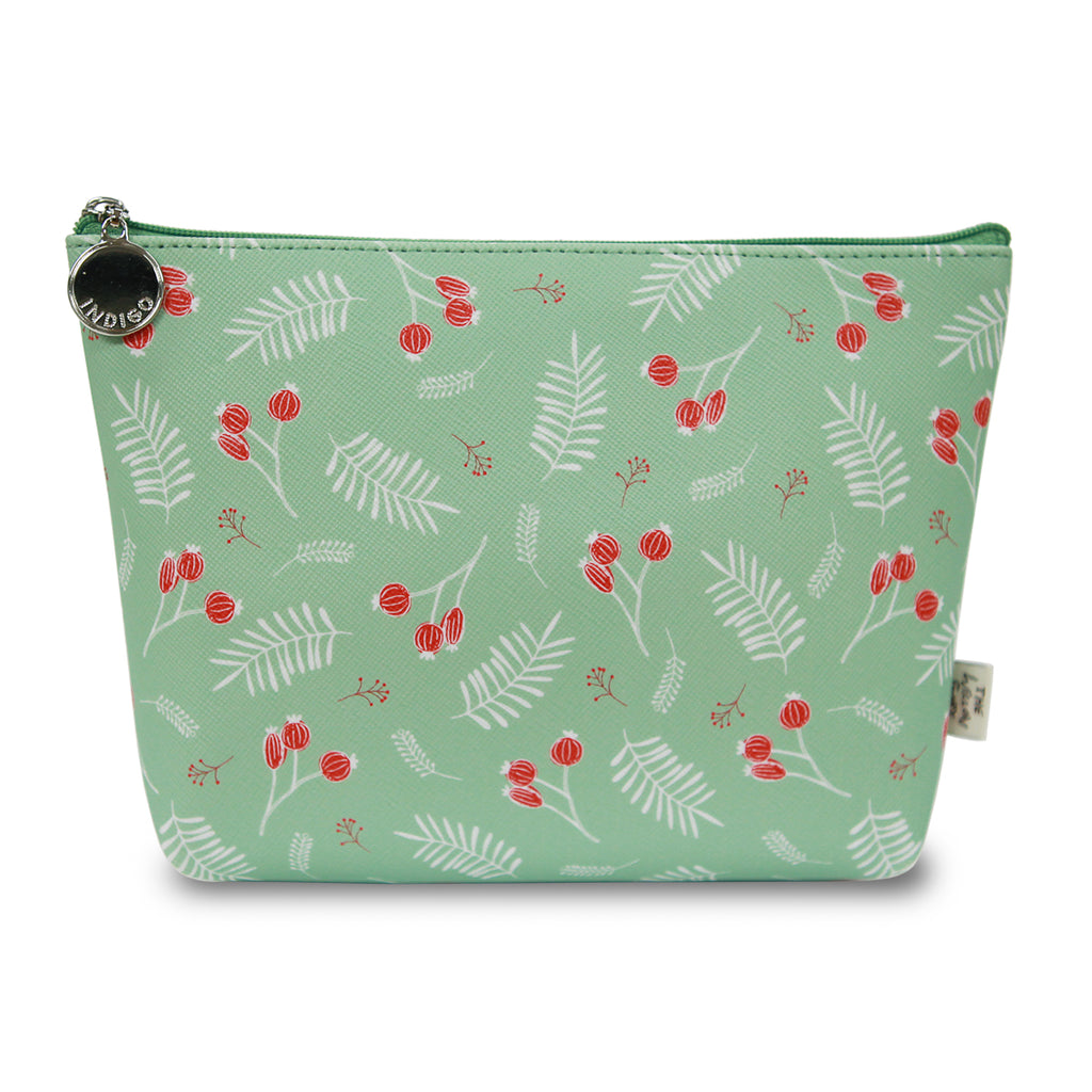 Indigo Willow V.4 Pouch Mint Cherry