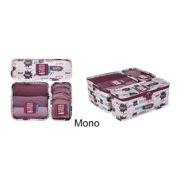 Monopoly E Journey Block Pouch Set Mono