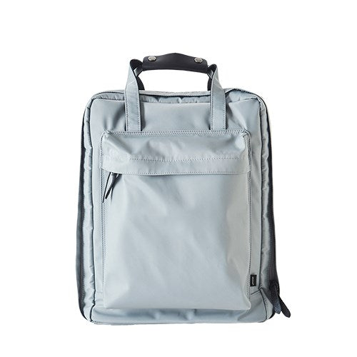 ITHINKSO Overnight Backpack Blue Gray