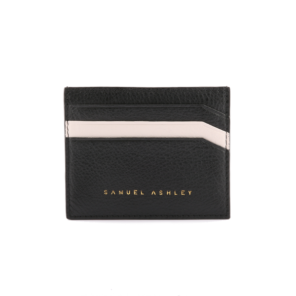 Samuel Ashley Jilian Card Holder Black