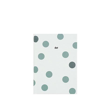 Livework Hard Cover Line Notebook (Small) Dot