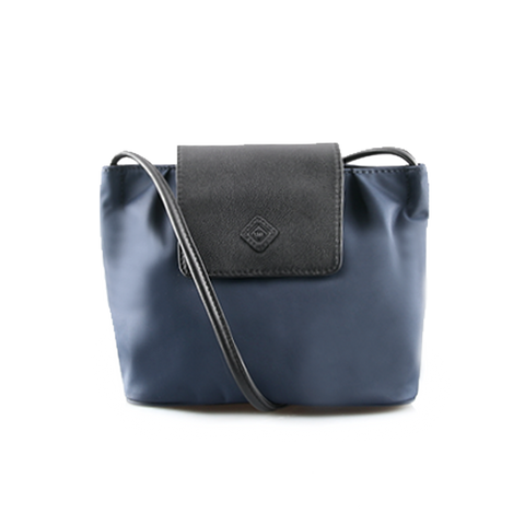 Samuel Ashley Beth Shoulder Bag Dark Navy