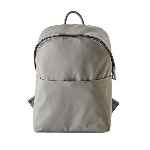 ITHINKSO City Day Backpack Mink Grey