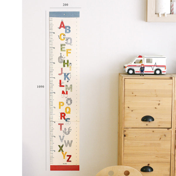 Conitale Growth Chart Simple ABC