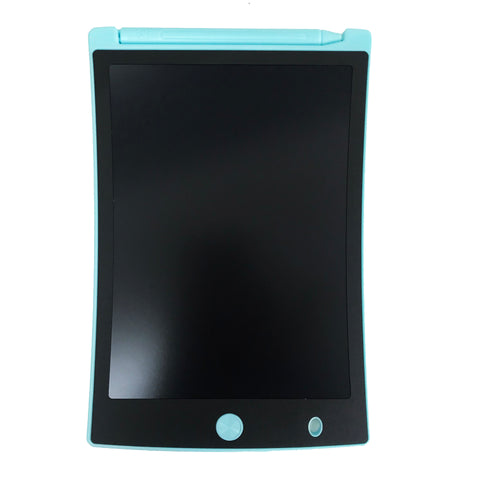 11th Shopper LCD eWriting Board 8.5 inch Coral Blue