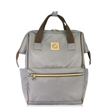 Load image into Gallery viewer, Large Frame Backpack Premium Grey