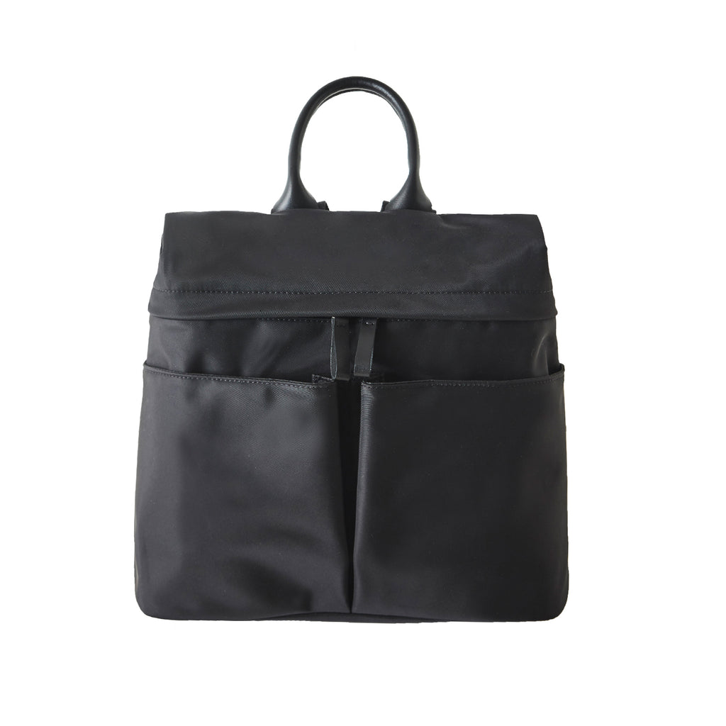 ITHINKSO Day Off Backpack All Black