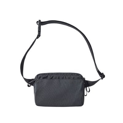 ITHINKSO Log Pack Crossbody Black