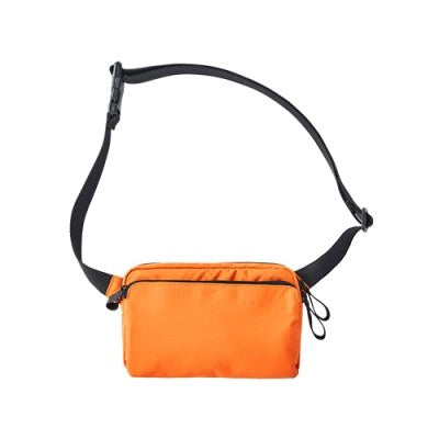 ITHINKSO Log Pack Crossbody Orange