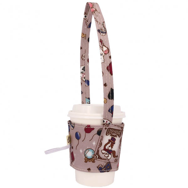 Uma hana Drink Cup Holder Magic Pony Purple