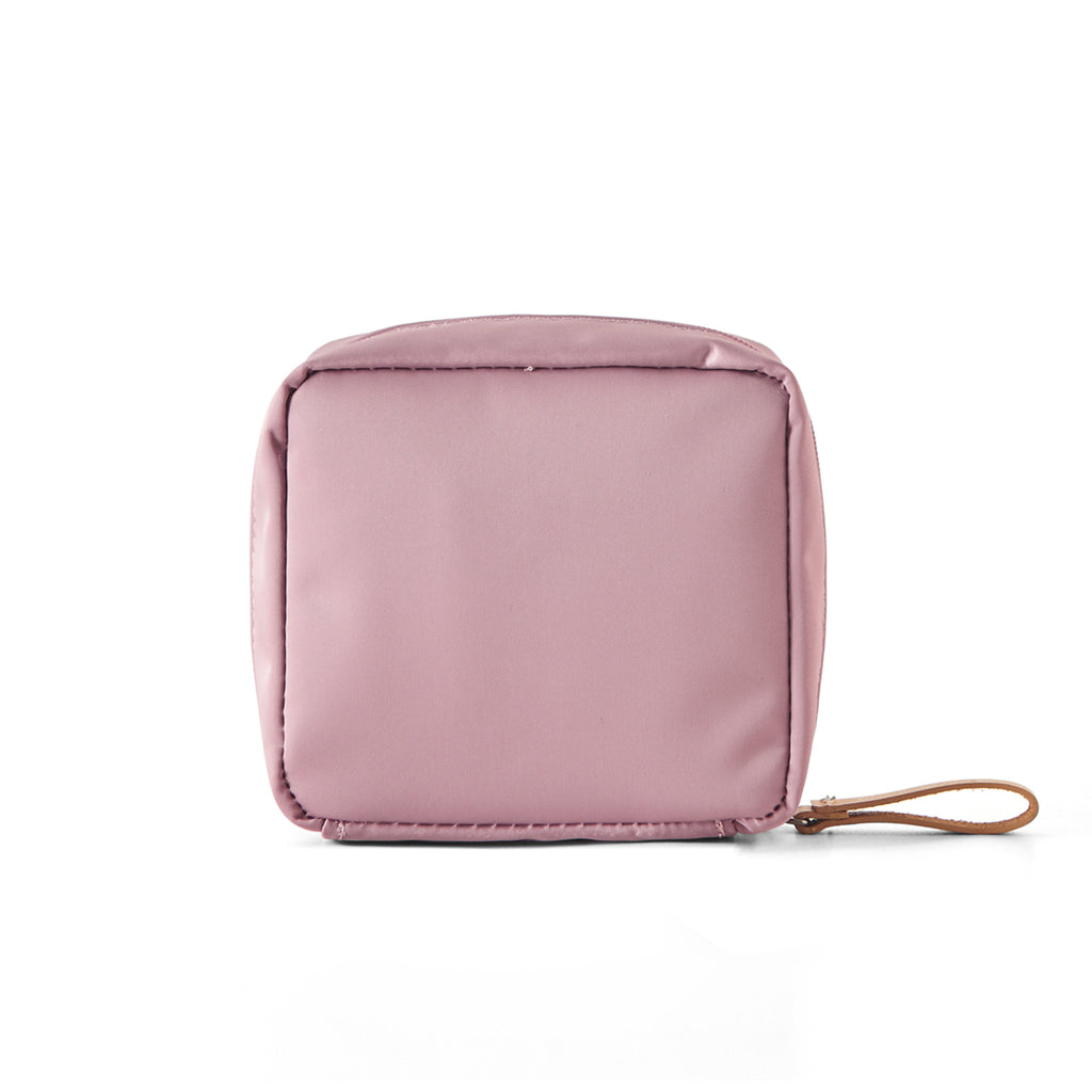 ITHINKSO Mini Day Make Up Pouch Pink