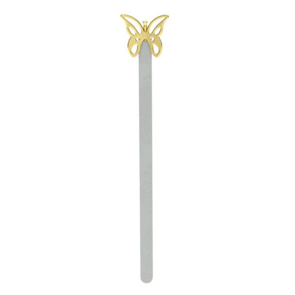 Metalmorphose Bookmark Butterfly Gold