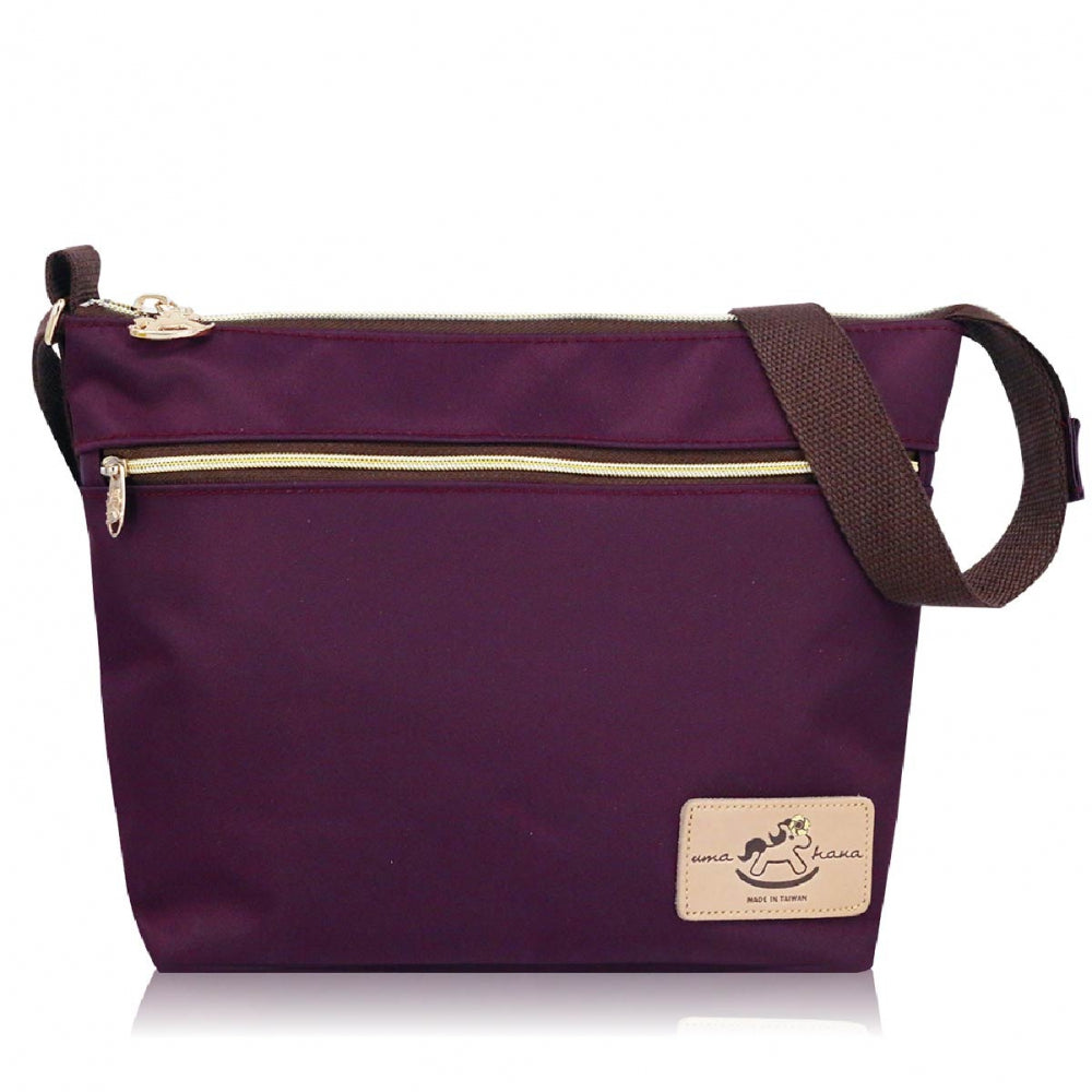Daily Crossbody Bag Premium Purple