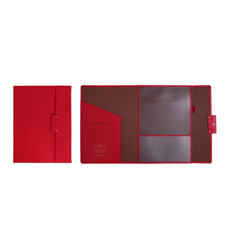Monopoly Grand  Classy A-Pocket File Red