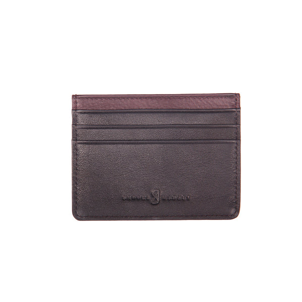 [$11.11] Samuel Ashley Eli ID Card Holder Black