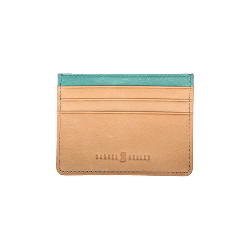 Samuel Ashley Eli ID Card Holder Nutmeg