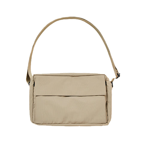 ITHINKSO Square Wallet Bag Deep Beige