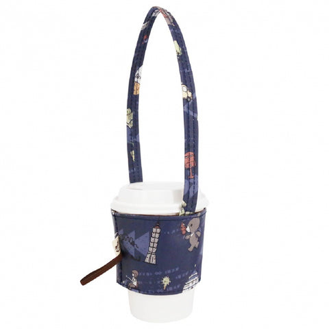 Uma hana Drink Cup Holder Taiwan Navy