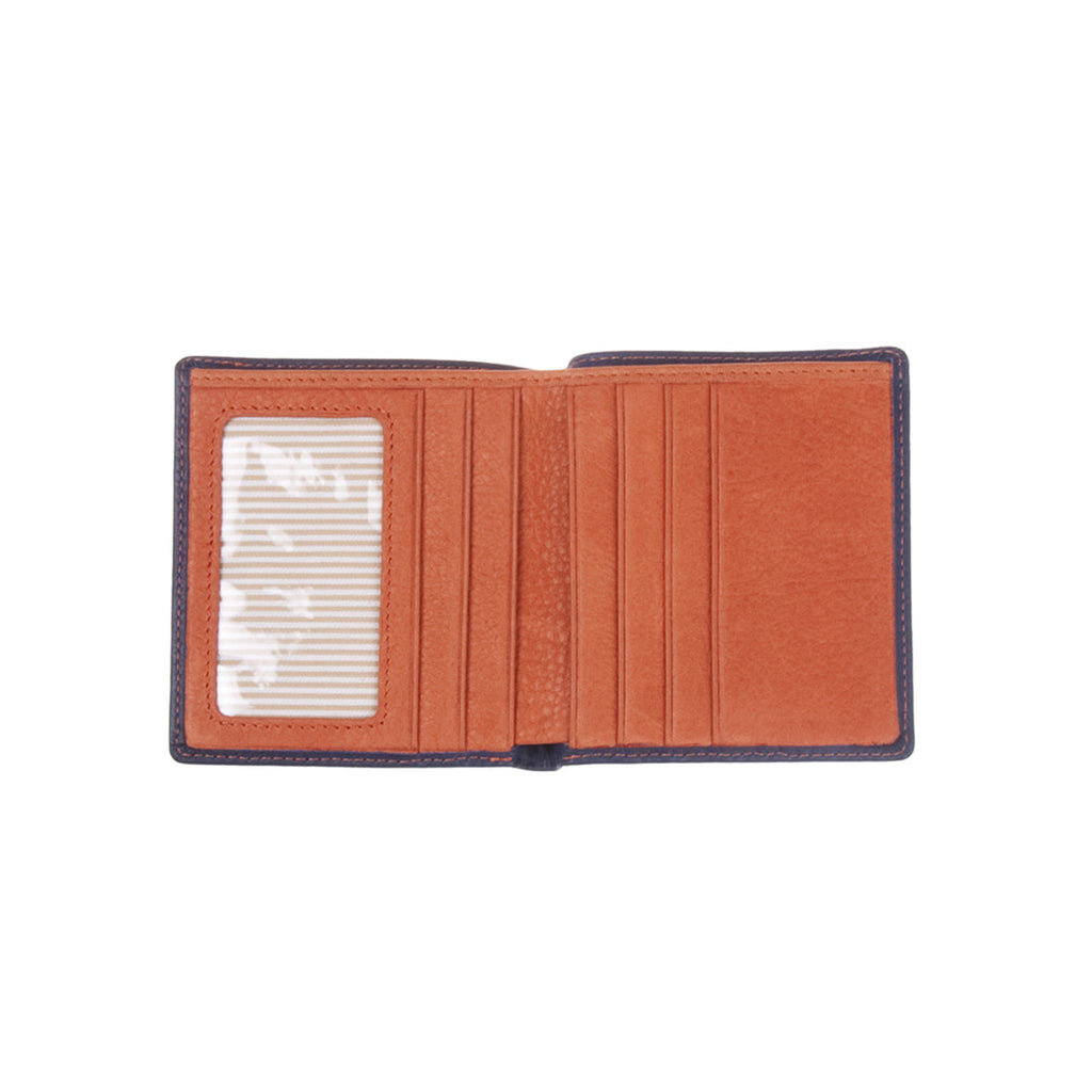 Samuel Ashley Tyler Slim Bifold Wallet Ink