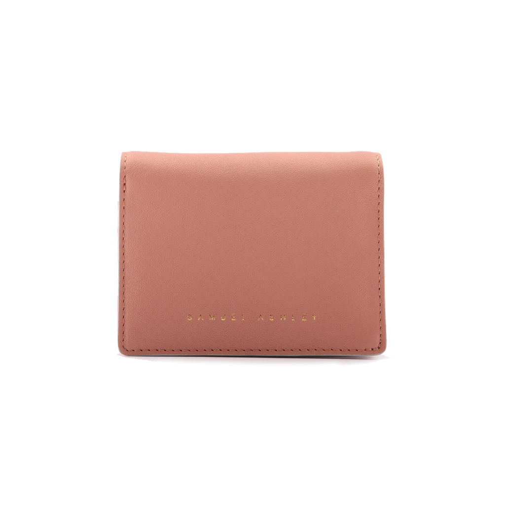 Samuel Ashley Leah Mini Wallet Ash Rose