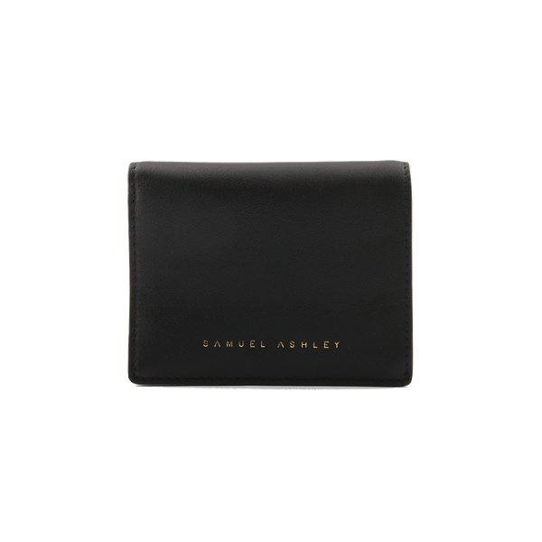 Samuel Ashley Leah Mini Wallet Black